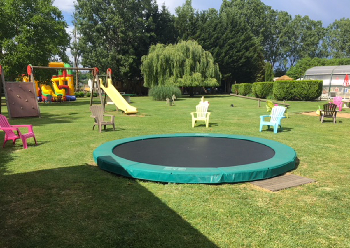aire jeux camping